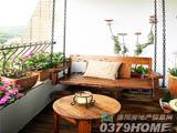 阳台空间巧利用 开拓一片崭新天地