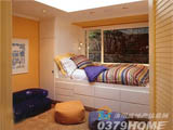 床铺飘窗二合一 8款创意飘窗当卧室