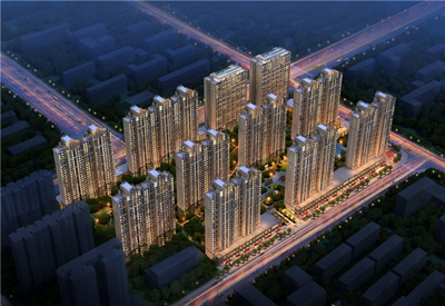 建业华阳峰渡