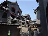 河洛古城8月项目进度