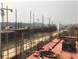 河洛古城10月项目进度