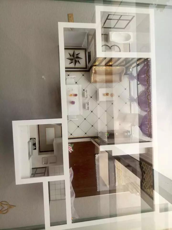 住宅模型【御府源一】住宅模型