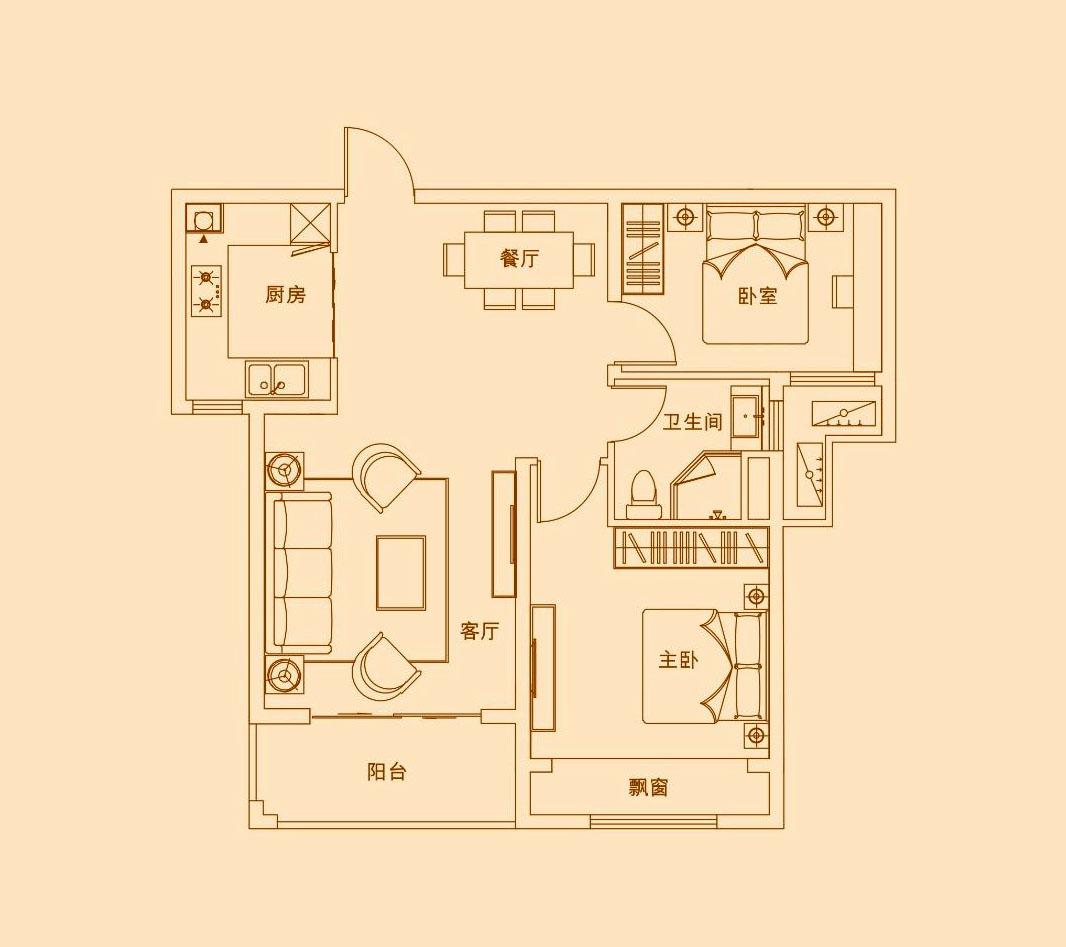 A2【建业尊府二】A2