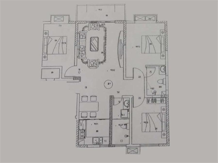 户型图(1)