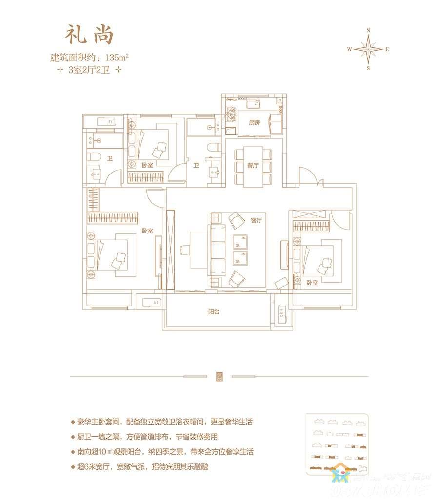 礼尚135【建业洛邑府三】礼尚135