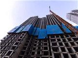 建业贰号城邦7月项目进度