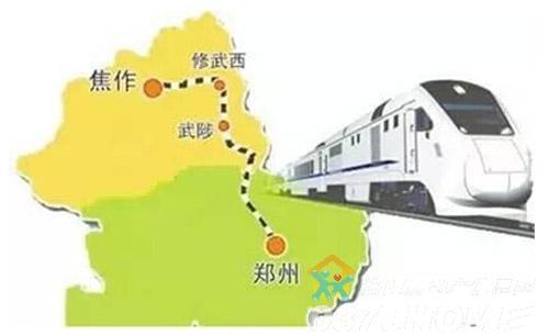 郑州-登封-洛阳间将建城铁 河南四条城铁目前啥情况?