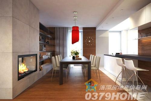 时尚现代:感受外国大气简约的住宅设计