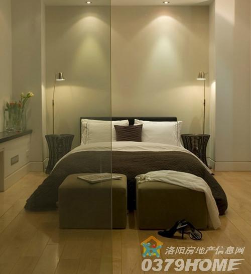 婚房卧室设计 清新浪漫度春宵