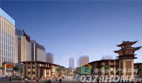 北城新核:新丝路国际建材博览城 一个市场兴旺一座城