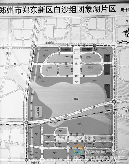 龙子湖风景区总体规划